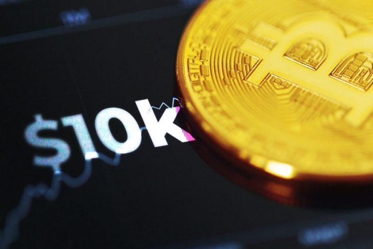 ปี 2020 อาจเป็นปีสุดท้ายแล้วที่ราคา Bitcoin จะอยู่ต่ำกว่าระดับ $10,000