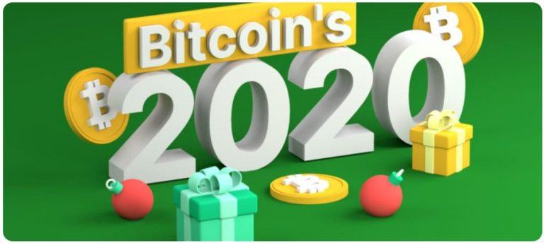 10 ช่วงเวลาที่ยิ่งใหญ่ของ Bitcoin ในปี 2020