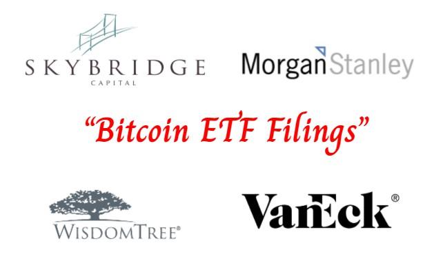 เราอาจได้เห็น Bitcoin ETF ของสหรัฐในปีนี้ หลังจากบริษัทต่างๆเรียงคิวยื่นขอเปิดตัว