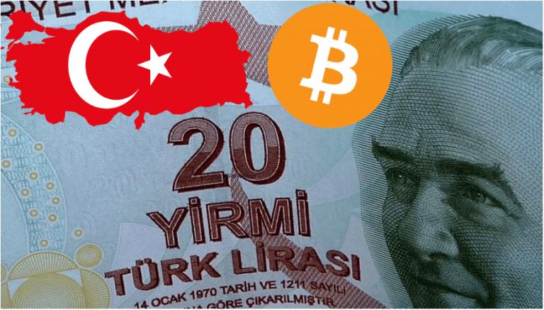 Bitcoin อาจเป็นตัวช่วยของตุรกีในการล่มสลายของค่าเงินลีรา