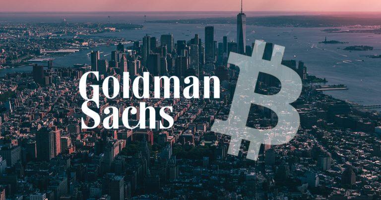 ธนาคารระดับโลก Goldman Sachs เตรียมเปิดขาย Bitcoin ให้กับลูกค้าภายในไตรมาสที่ 3 ของปีนี้
