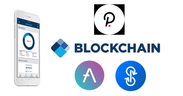 Blockchain.com กระเป๋าสตางค์รุ่นเก๋าได้เพิ่มเหรียญ DOT, AAVE และ YFI ใน Wallet แล้ว